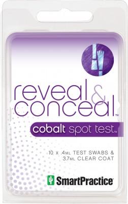 Reveal&Conceal Kobalt teszt