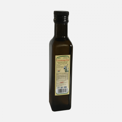 Biogold Bio Lenmagolaj hidegen sajtolt 250 ml