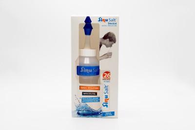 Sinusalt orrmosó Xilittel- kezdő szett (250 ml tartály+26 db só)
