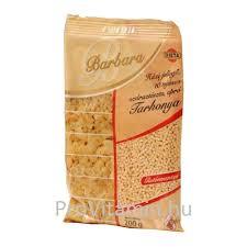 Barbara gluténmentes tészta tarhonya, 200 g