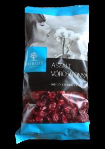 Nobilis aszalt vörösáfonya, 100 g