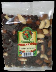 Naturfood diákcsemege, 500 g