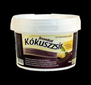 Interherb gurman kókuszzsír, 500 ml