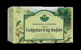 Herbária Észak-amerikai golgotavirág hajtás tea, 20 g