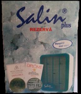 Salin Plus sóslevegő légtisztító cserebetét