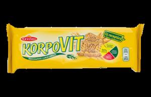 Győri Korpovit keksz, 174 g