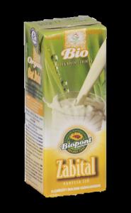 Biopont bio zabital, vaníliás, 200 ml
