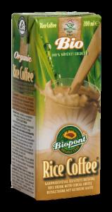 Bio biopont kávé ízű rizsital, 200 ml