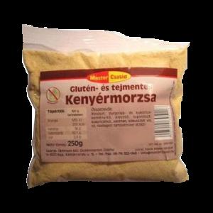 Mester gluténmentes kenyérmorzsa 250g