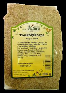 Natura tönkölykorpa, 250 g