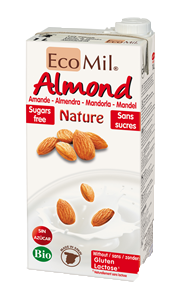 Ecomil Bio Mandulaital Cukormentes