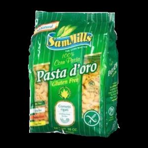 Pasta doro gluténmentes szarvacska tészta, 500 g