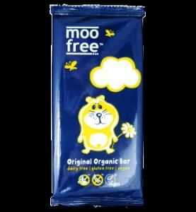 Moo free tejcsokoládé, 100g