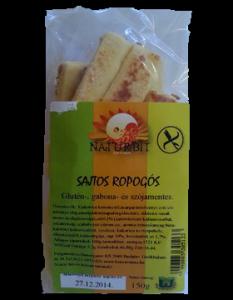 Naturbit sajtos teasütemény, 150 g