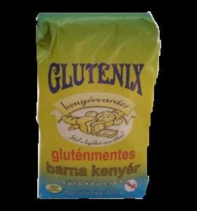 Glutenix barna kenyér sütőkeverék, 500g