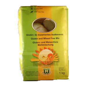 Naturbit gluténmentes liszt, 1000 g