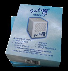 Salin2 sóslevegő légtisztító cserebetét