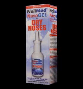 NasoGel izotóniás orr nedvesítő gél spray (45 ml)