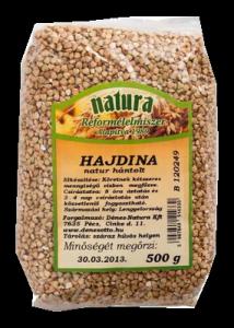 Natura Hajdina, hántolt, 500 g