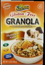 Granola müzli mézes, gluténmentes, 340 g