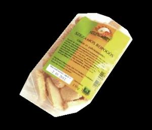 Naturbit szezámos teasütemény, 150 g