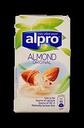 Alpro mandulaital kálciummal, 250 ml