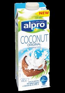 Alpro kókuszital rizzsel, 1000 ml