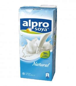 Alpro szójaital natural+kálcium, 1000 ml