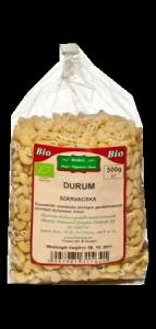 Rédei Bio fehér durumtészta, szarvacska, 500 g