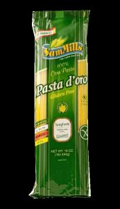 Pasta doro gluténmentes spagetti, 500 g