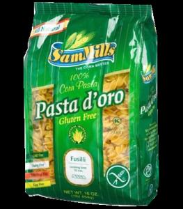 Pasta doro gluténmentes orsó tészta, 500 g