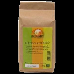 NATURBIT Kukoricakeményítő, gluténnmentes, 500 g