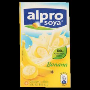 Alpro szójaital banános, 250 ml