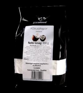 Ecofood kókusztejpor, 300 g