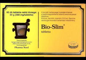 Pharma Nord Bio-Slim, 60 db
