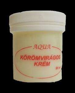 Aqua Körömvirágkrém, 90 ml