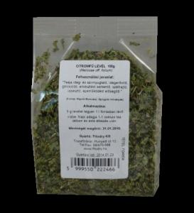 Fitodry citromfű levél, 100 g