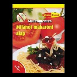 Mester család milánói makaróni alap, 50 g