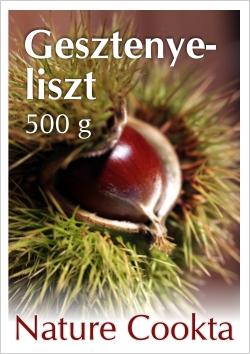 Nature Cookta gesztenyeliszt, 500 g