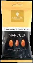 Nobilis manduladrazsé karamellás, 100 g