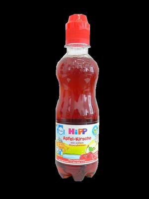 Hipp ásványvíz alma-meggylével, 300 ml