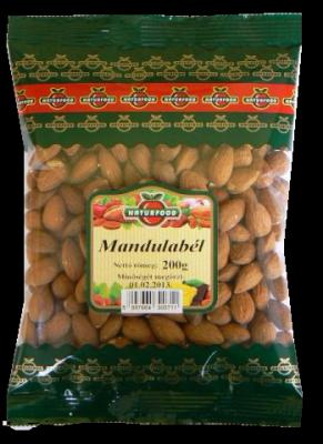 Naturfood mandulabél, 200 g