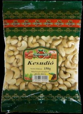 Naturfood kesudió, 150 g