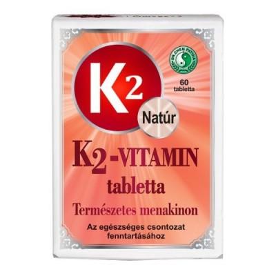 Dr. Chen K2-vitamin, 60 db