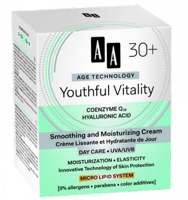 AA AT Youthful Vitality 30+ Nappali Arckrém