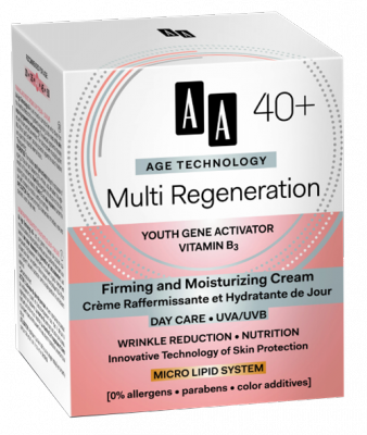 AA AT Multi Regeneration 40+ Nappali arckrém