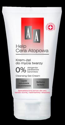 AA Help Atopic Skin - Arclemosó krém-gél