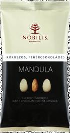 Nobilis manduladrazsé kókuszos, 100 g