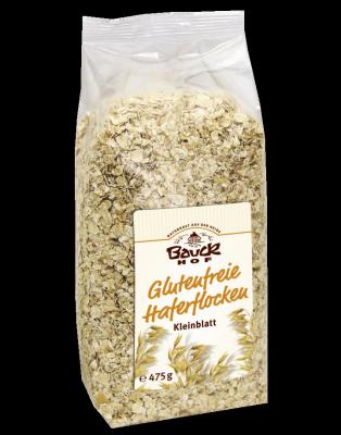 Bauck Hof gluténmentes zabpehely