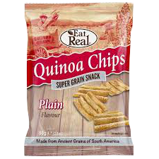 Eat Real quinoa chips natur